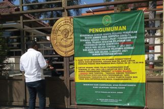 Pengadilan Negeri Jember Lockdown Sepekan Kala Tujuh Orang Positif Covid-19 - JPNN.com Jatim