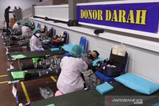 Ratusan Anggota TNI AL Penyintas Covid-19 Donorkan Plasma Konvalesen - JPNN.com Jatim