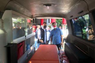 Kalingga Berikan Ambulans Ke Pemkot Hasil Modifikasi Bengkel UMKM di Surabaya - JPNN.com Jatim