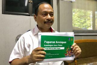 Siapkan Rumah Isoman untuk Atlet Selama di PON Papua, KONI Jatim: Harapannya Tak Terpakai - JPNN.com Jatim
