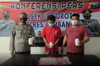 Diciduk Polisi, Yayan Tak Berkutik, Jualannya Bikin Gara-Gara - JPNN.com Jatim
