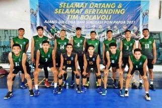Tim Voli Putra Jatim Jaga Asa Juara di PON Papua - JPNN.com Jatim