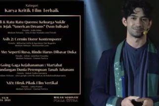 Dosen Unair Masuk Nominasi Festival Film Indonesia 2021 - JPNN.com Jatim