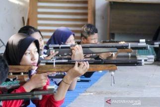 Persiapan Porprov Jatim 2022, Atlet Menembak Situbondo Gelar Latihan Bersama - JPNN.com Jatim
