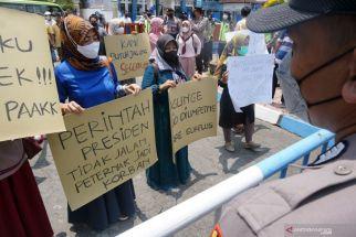 Demo Peternak Tulungagung: Jagungnya Jangan Disembunyikan, Katanya Surplus - JPNN.com Jatim