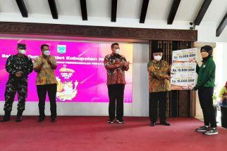 Sebegini Bonus Pemkab Malang Buat Atlet Peraih Medali di PON Papua - JPNN.com Jatim