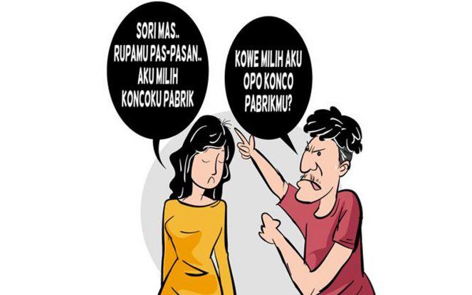 Istri Sering Telat Pulang, Ternyata Tergoda Teman Kerja - JPNN.com