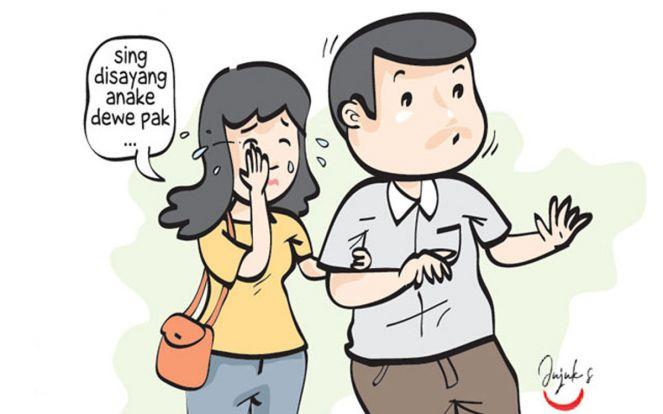Anak Curhat Kepada Ibu, Kelakuan Suami Terbongkar - JPNN.com