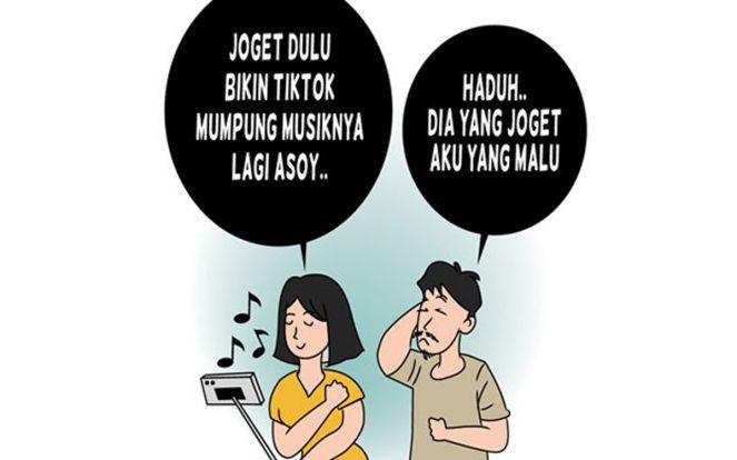 Goyangan Istri Bikin Suami Enggak Kuat - JPNN.com