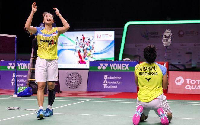 Jadwal Pertandingan Pebulu Tangkis Indonesia di Denmark Open 2021 - JPNN.com