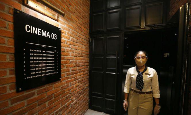 Bioskop di Jakarta Mulai Beroperasi - JPNN.com