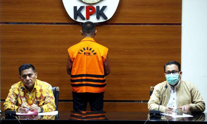 KPK Tahan Adik Mantan Bupati Lampung Utara - JPNN.com