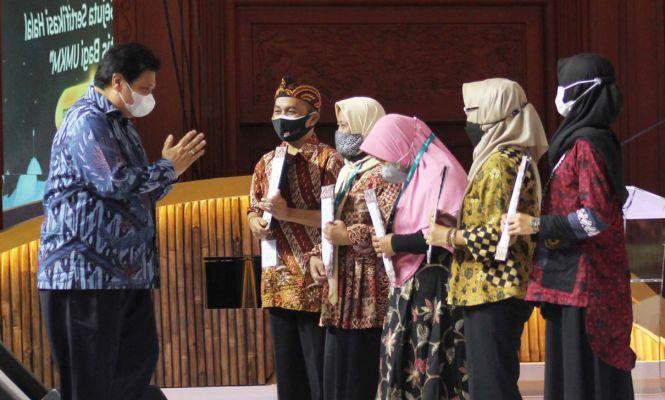 Gerakan Sejuta Sertifikasi Halal Gratis Bagi UMKM - JPNN.com