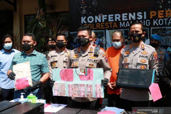2 Pembobol Mesin ATM di Malang Raya Diciduk, Tinton: Modus Mereka Rapi